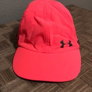 Worn once under armor workout hat